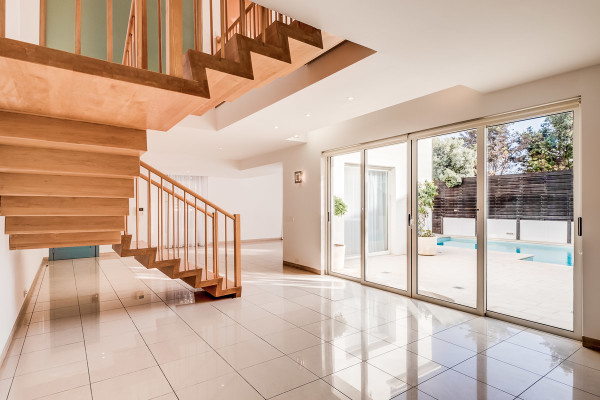 Farrugia Investments Carob Lane Villa Stairs