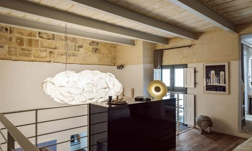 Bedroom-the-blue-Loft-21-Frederick-Street-Valletta