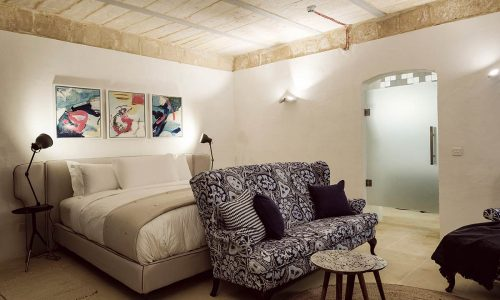 Bedroom-the-studio-Loft-21-Frederick-Street-Valletta